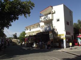Derya Motel, Sidé
