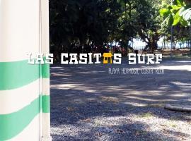 Las Casitas Surf, Playa Hermosa