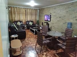 Dennis Pritt Road Apartment, Nairobi