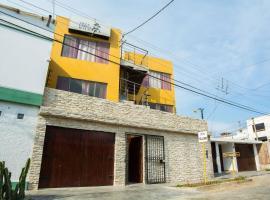 Hostal Villa Cerna, Huanchaco