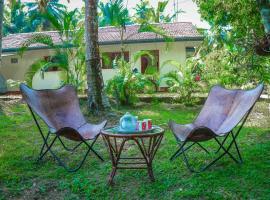 The Villa Ovenro, Ahangama