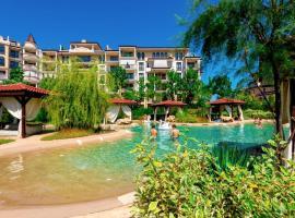 Poseidon VIP Residence Club, Rawda