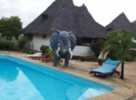 Diani cheater cottage, Ukunda