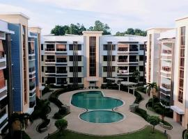 Condominium. Nice place to rest and relax., Bandar Seri Begawan