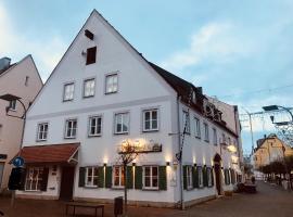 Gasthaus Pfafflinger
