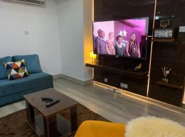 Orange Hub Apartment, Lagos