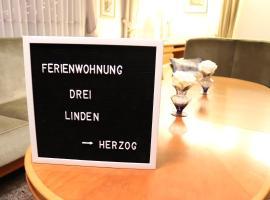 Ferienwohnung Drei Linden Herzog