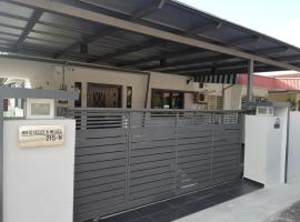 Minto House @ Melaka (Semi D) by Q Holiday Home, Malacca