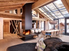 Firefly Luxury Suites, 采尔马特