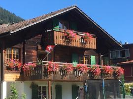 Apartment Hari, Adelboden