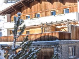 SkiLodge Seppaler, Sankt Anton am Arlberg