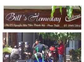 Bill 's Homestay - Phan Thiết, Phan Thiet