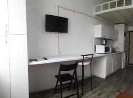 Apartment near Alekseevskaya (296), Чайковка