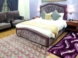 Hayyat Luxury Hotel Apartments, Lahore