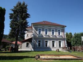 UniqHotel Vojkovice nad Ohři, Vojkovice