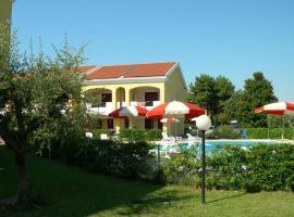 Villaggio Borgo dell'Ulivo, 比比翁