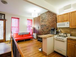 Cool Lower East Side 1br Duplex W/ Backyard!, Нью-Йорк