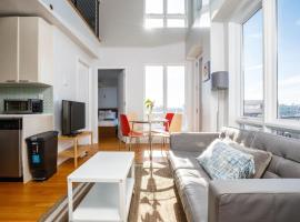 4 Bedroom 2 Bath Bushwick Spot w/ Stunning Views, Бруклин