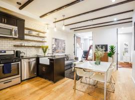 Bright Luxe Williamsburg Home - 4br 2ba #groups #families #private #1blockfromsubway, Бруклин