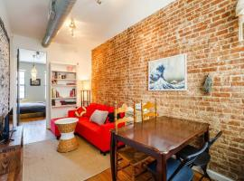 Dreamy Brooklyn 3br, sleeps many! ~*Must See*~, Бруклин