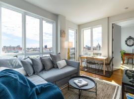 Chic, Contemporary 2br Brooklyn Condo #views #groups, Бруклин