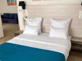 HOTEL NAMYMAS, Tipasa