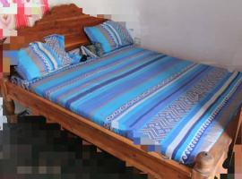 A nice double bed rooms, Jambiani