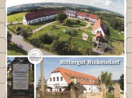 Jugendgästehaus Nickelsdorf