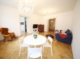 Gosposvetska apartment, Lublana