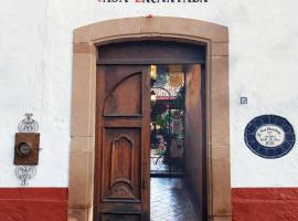 Hotel Casa Encantada, Pátzcuaro