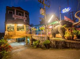 โรงแรมอิ่มสุขกระบี่, Krabi town