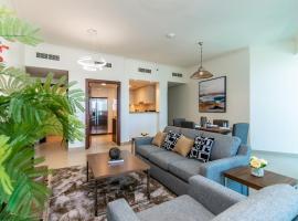 Oceanic Ease by Emaar Two Bedroom Apartment, 迪拜