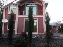 Villa Fiolette, Gabala
