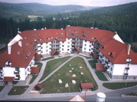 Apartment in Harrachov/Riesengebirge 2132, Гаррахов
