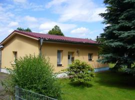 Holiday home in Garz OT Groß Schoritz 34591, Groß Schoritz