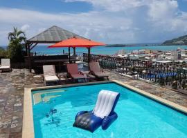 Caribbean Dream's Luxury Condo : ''White Angel'', Philipsburg
