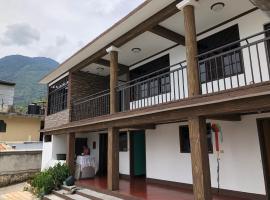 Casa Imelda, Atitlan, Sololá