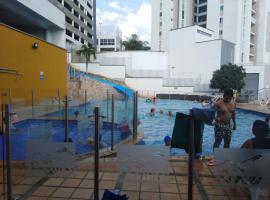 Apartamento amoblado arawak cañaveral, Floridablanca