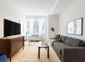 Bright Suites at Wall Street by Sonder, Nowy Jork