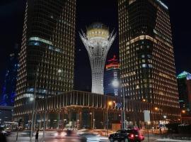 Квартира целиком в центре Астаны, Astana