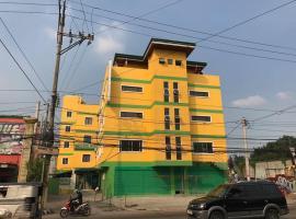 Meaco Royal Hotel - Malabon, Манила