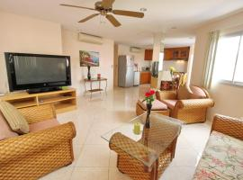 EX-LARGE ONE BEDOOM POOL VIEW APARTMENT, Pattaya South