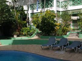 TERRAZAS DEL CARIBE, APARTA HOTEL., Santo Domingo