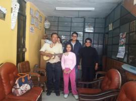 lodging gran chavin, Huaraz