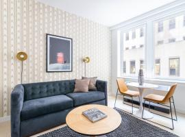Airy Suites at Wall Street by Sonder, Nowy Jork