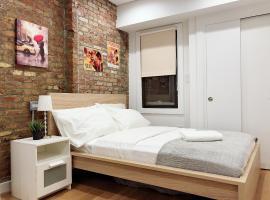 Luxury Sohostyle 2 Bedroom In Downtown Manhattan - Apt #5 Apts, Nowy Jork