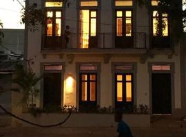 Casa Tamarindo, Santo Domingo