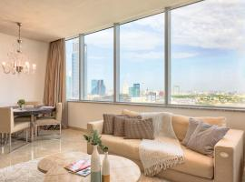 ★ Elegant Apartment   With a Full View Of Dubai!, Dubaï