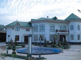 Emir's Garden Hotel, Bukhara