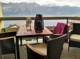Swiss Seeblick Apartment mit Hotelanbindung, Beatenberg